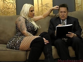 Lucky Turns Her Husband Into Her Cripple Slave Lucky B