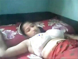 Brother fucked his sister when they are alone in home