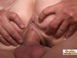 Nasty Nikki gets her nice creampie after a good fuck