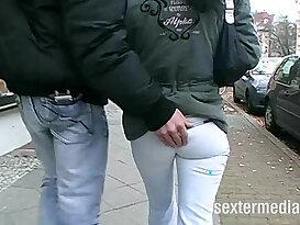 Streetcasting in Deutschland Good Fuck!!!