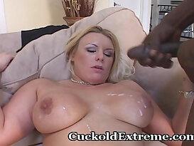 Cuckold Wife Takes Two Dark Studs