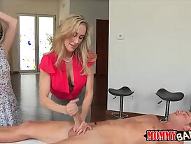 Taylor Whyte and BF threesome session