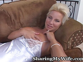 Mature wife Gets Lonely At Times...