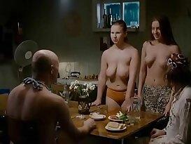 Anna Nebogatova Nude sex Scene in Dikari