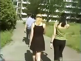 Hard Spanking and Whipping For Russian Girls