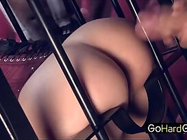 Angell summers time to let the bitch out of her cage porn hd