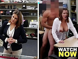 XXX PAWN Business Lady Loves Her Husband, But She Also Needs Cash