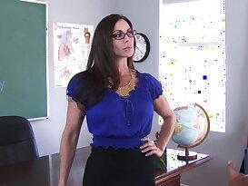 Cock-hungry teacher